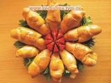 Sýrové rohlíčky recept