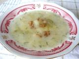 Salátová polévka recept
