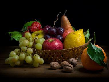 Cesti di frutta