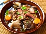 Burgunské dušené hovězí recept
