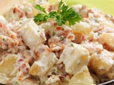 Paprikový salát se sýrem