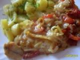 Rybí filé po cikánsku recept