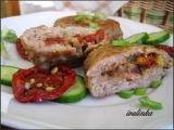 Karbanátky plněné hlívou a sušenými rajčaty recept
