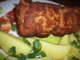 Tvarůžkovo-kuřecí špíz recept