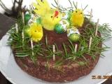Velikonoční zahrádka recept