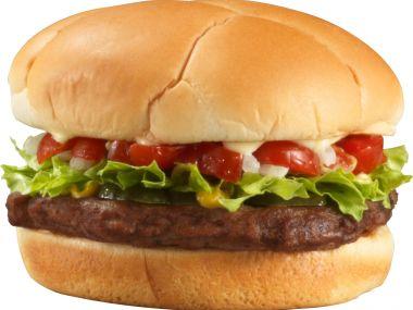 Burger podle sonizny