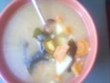 Miso polévka II recept