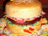 Dort Hamburger recept