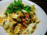 Salát z mrkve, fenyklu a zelí recept