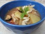 Polievka z morských rýb a plodov mora recept