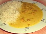 Rychlé kuřecí kari :) recept