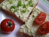 Vaječná pomazánka s nivou recept