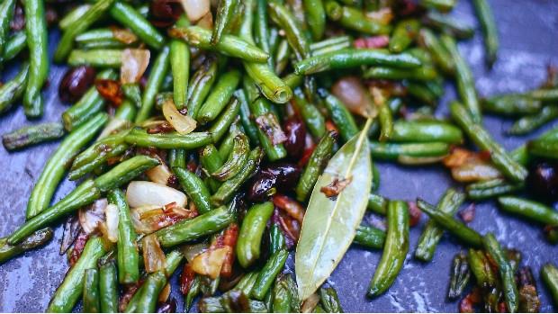 Pikantní fazolkový salát