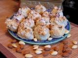 Marcipánové brambůrky z listového těsta recept