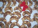 Ořechové s karamelem recept