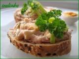 Sýrová pomazánka s uzeným masem recept
