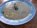 Rybí rychlá polévka z filé recept