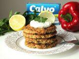 Bramborové placičky se sardinkami recept