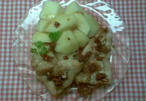 Filety s provensálskou omáčkou
