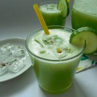 Domácí okurková limonáda recept