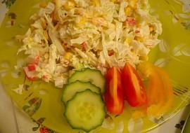 Salát z pekingského zelí recept