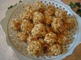 Karamelové burisonové hrudky recept