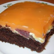 Lucčin dortík recept