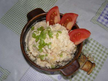Sýrová pomazánka řebřínská