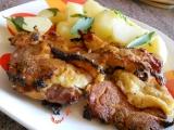 Řízek cibulák recept