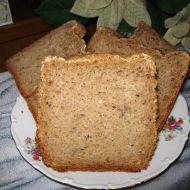 Semínkový chléb s kořením recept