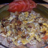 Knedlíky s vajíčkem recept