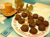 Jahodovo-ořechové pralinky recept