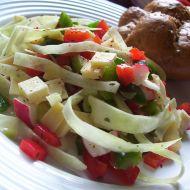Vegetariánský salát recept