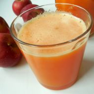 Jablkovo-mrkvový fresh recept