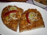 Pikantní škvarková pomazanka recept