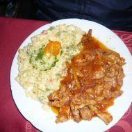 Sečuánská kuřecí směs recept