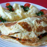 Vaječná kapsa se zeleninou recept