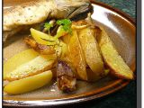 Citrónové brambory (v remosce) recept
