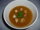 Polévka rajčatová s pórkem recept