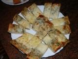 Bylinkovo-sýrová bageta recept