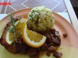 Pečený vepřový ocásek s celerem a pomerančem recept ...