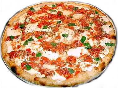 Recept Pizza Margherita