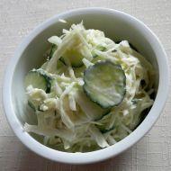Letní zelný salát recept