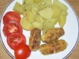 Mleté kuřecí maso s bylinkami (bezlepkové) recept