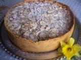 Švédský jablkový koláč recept