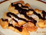 Smažené halušky s povidly recept