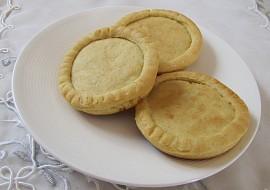 Moučníky z křehkého těsta Retro recept