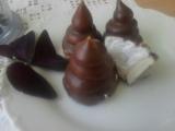 Sněhové špice s čokoládou (indiánci) recept