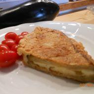 Smažený lilek se sýrem recept