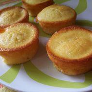Cuketové muffiny recept